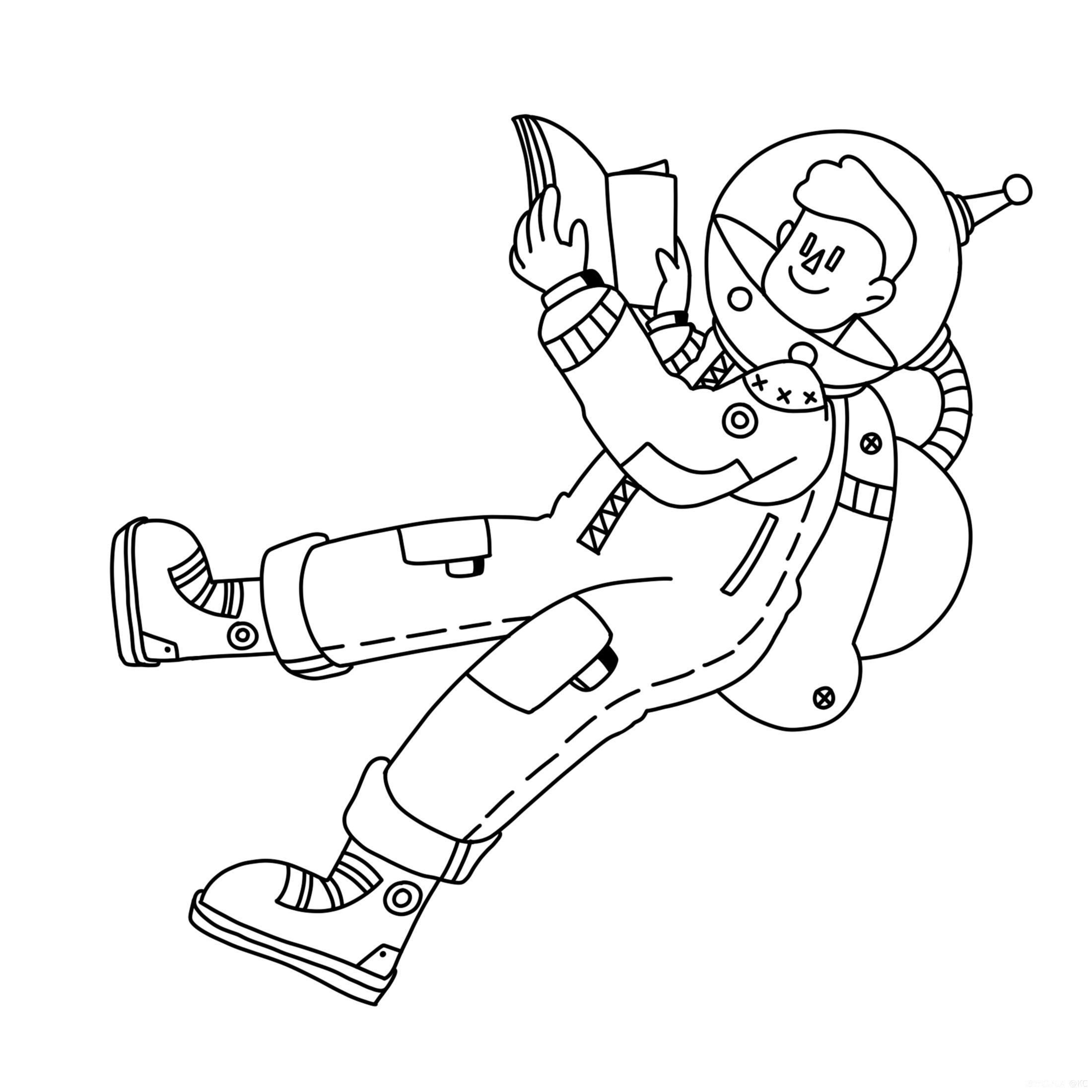 宇航员 图1