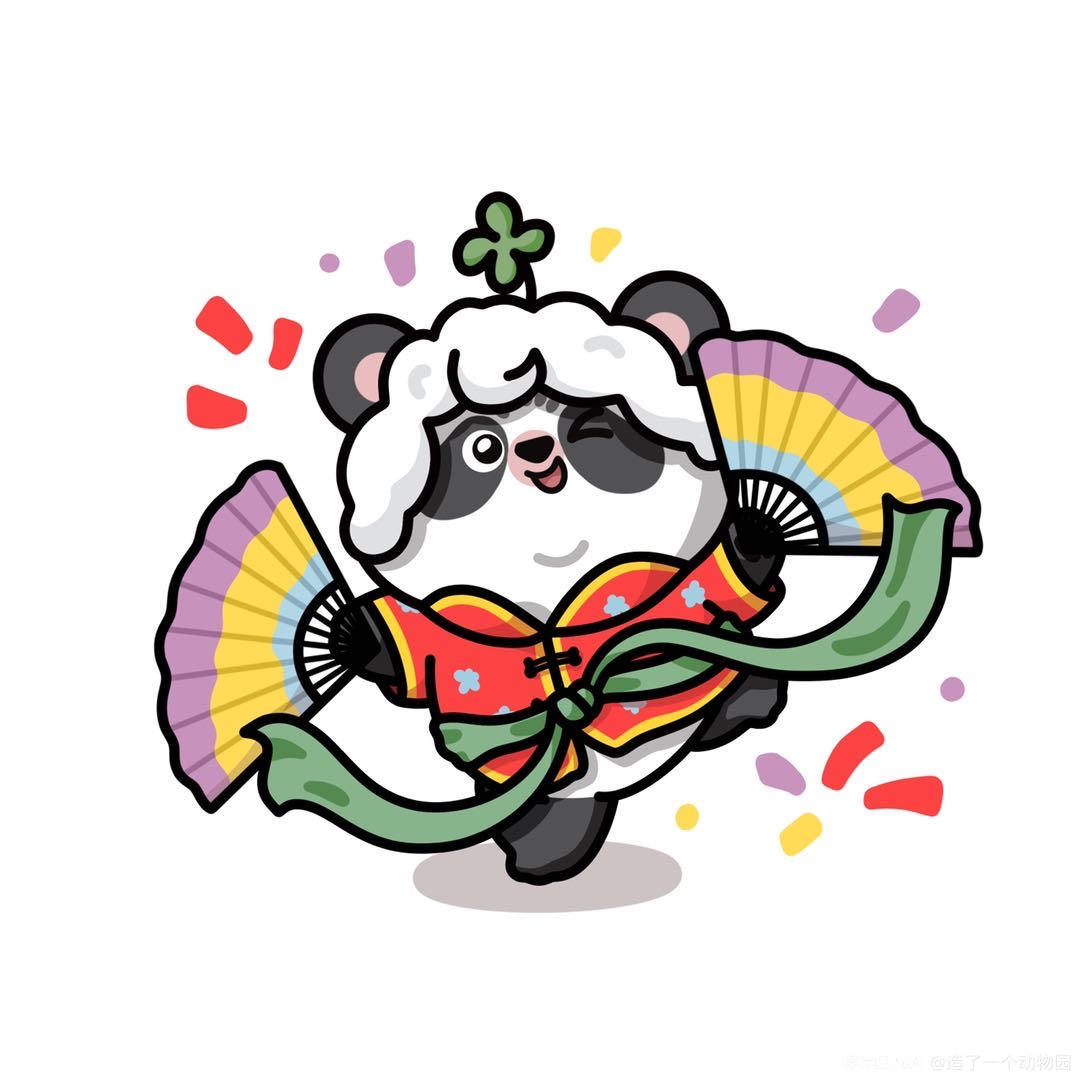 中国体彩吉祥物设计 图3