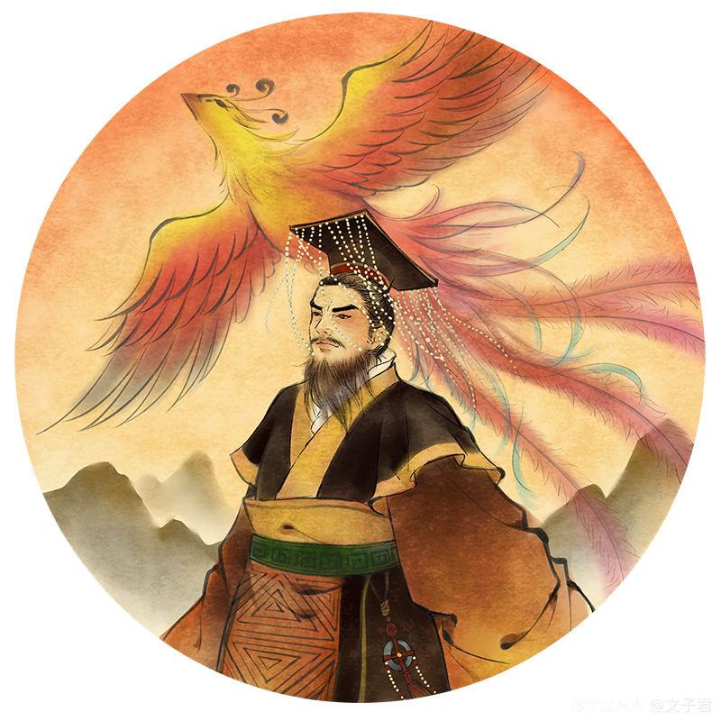 中国风插画作品 图4