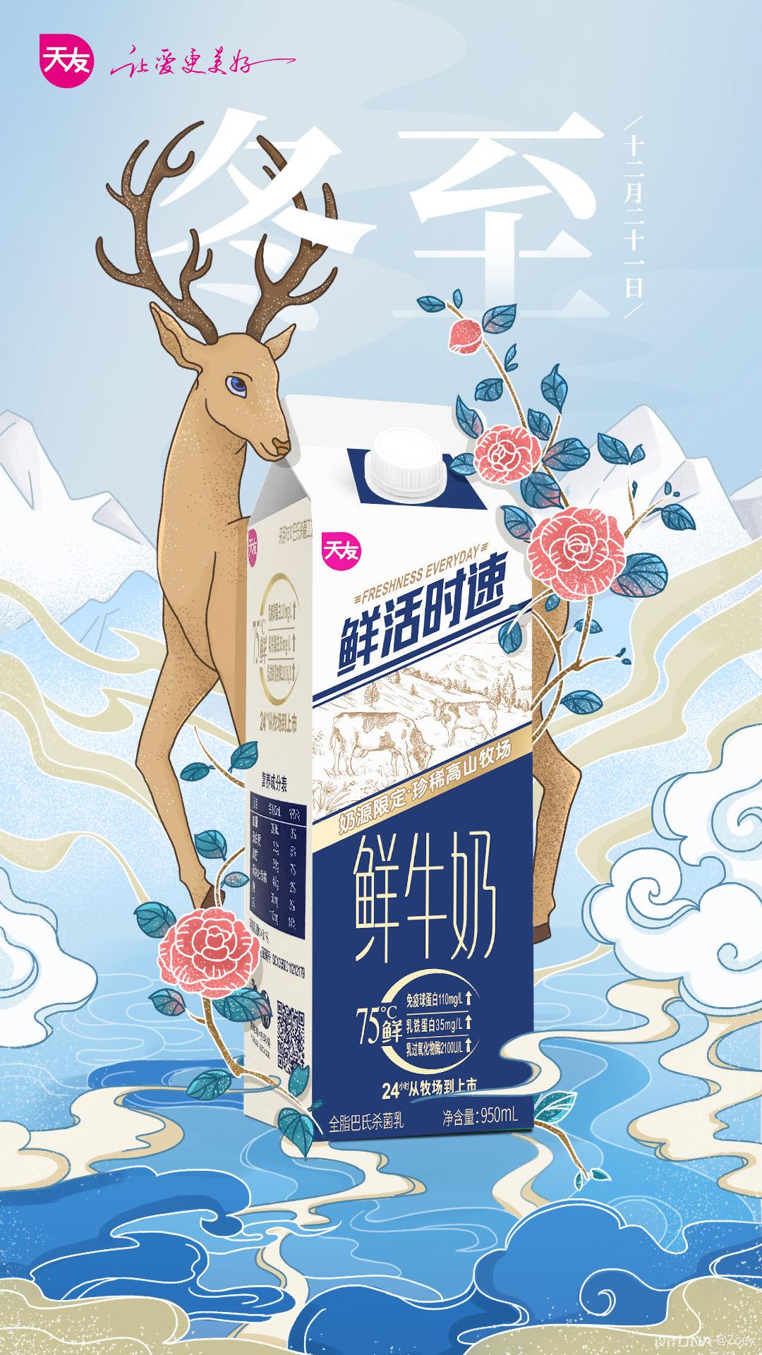 国风系列商业插画 图3