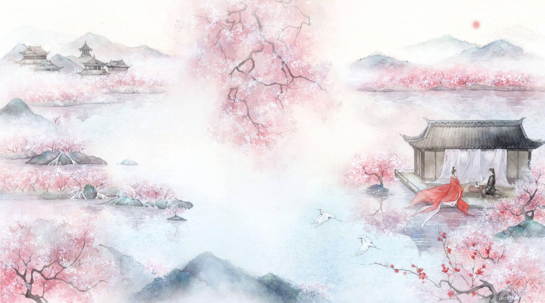 《太子妃升职记》小说封面创作 图1